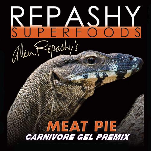 Meat Pie Reptile