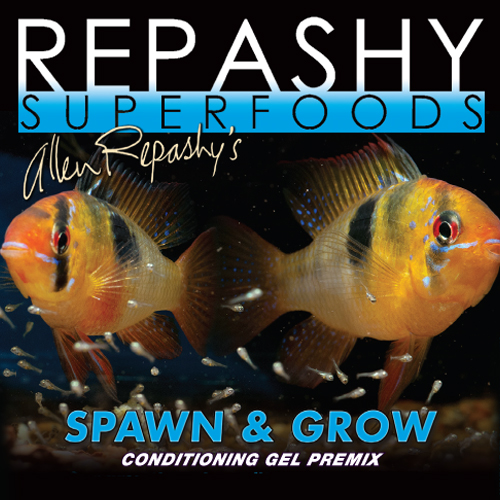 Spawn and Grow - Fresh Water