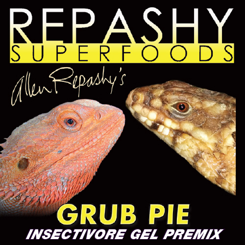 Grub Pie - Reptile