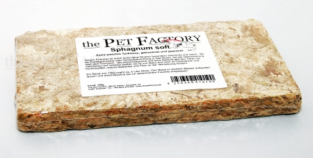 Sphagnum soft 100g