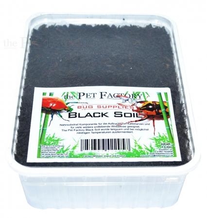 Black Soil  1,0 Liter