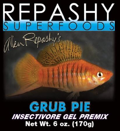 Grub Pie Fish 84g Dose