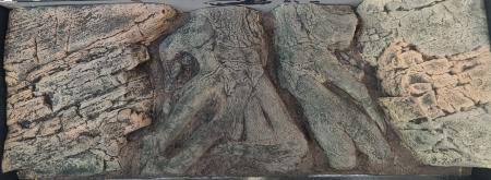 Woodrock System 120x50cm