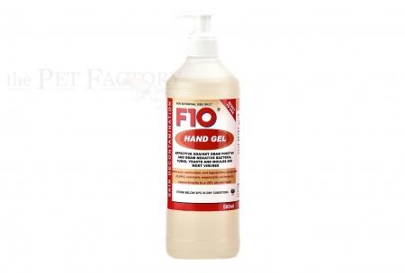 F10 Desinfektionsmittel als Hand Gel 500ml