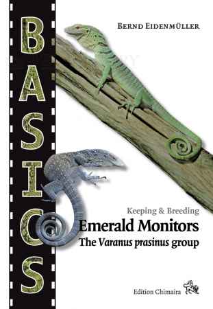 Emerald Monitors - The Varanus prasinus Group