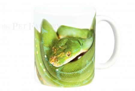 Kaffeebecher Morelia viridis 2