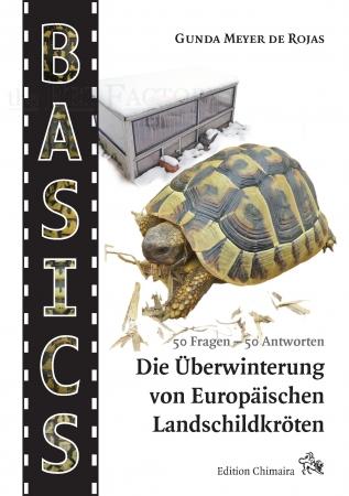 Die Überwinterung von Europäischen Landschildkröten