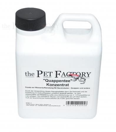 Quappentee - Konzentrat 1 Liter