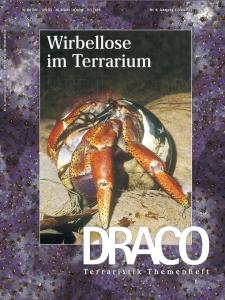 Draco Nr. 09 - Wirbellose im Terrarium