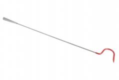 Schlangenhaken Edelstahl gummiert ca. 105cm
