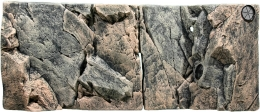 Rocky-juwel - 100 x 42 cm