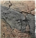 Slim-Line 60 A - 50 x 55 cm Basalt/Gneis