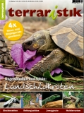 Terraristik 3/2014 - Titelthema: Landschildkröten