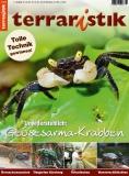 Terraristik 1/2015 - Titelthema: Geosesarma-Krabben