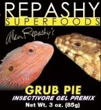 Grub Pie - Reptile 84g Dose