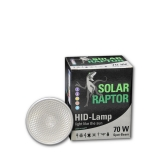 SolarRaptor HID-Lamp 70W Spot-Beam
