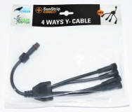DRV Y-Cable 4-fach