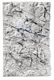 Slim-Line 80 B - 48 x 80 cm White Limestone