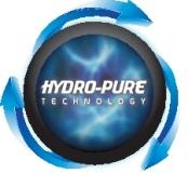 HYDRO-PURE Filterkartusche für HYDRA und STREAM (4 St.)