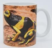 Kaffeebecher Dendrobates leucomelas