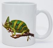 Kaffeebecher Chamaeleo calyptratus