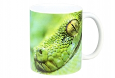 Kaffeebecher Morelia viridis 4