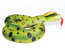 Kuschel Grüne Anakonda