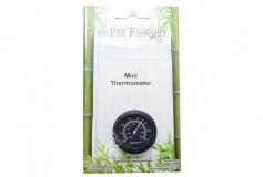 Mini Thermometer schwarz
