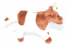 Kuschel Kuh Braunschecke
