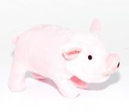 Kuschel Hausschwein pink