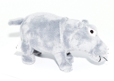 Kuschel Nilpferd