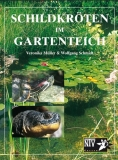 Schildkröten am Gartenteich