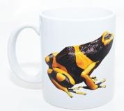 Kaffeebecher Dendrobates leucomelas GUYANA