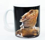 Kaffeebecher Bartagame black 3