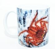 Kaffeebecher Heteropoda davidbowie