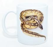 Kaffeebecher Python regius 2